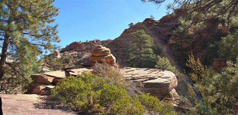 Zion Nationalpark Utah