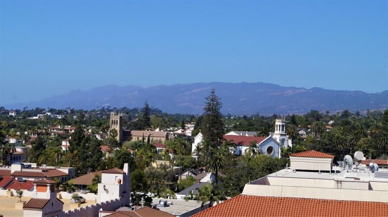 Hinterland von Santa Barbara