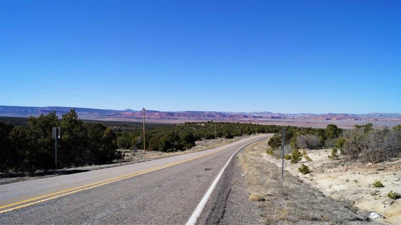 Straßen New Mexico