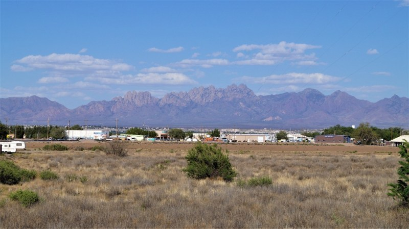 Las Cruces in New Mexico