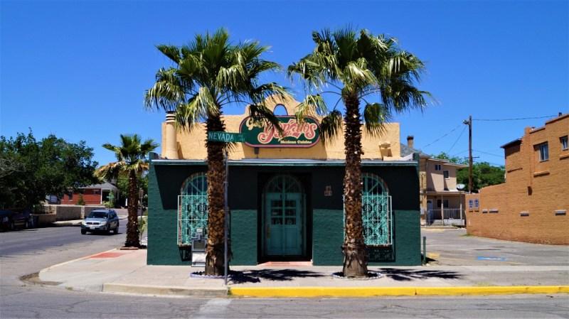 El Paso im Westernlook
