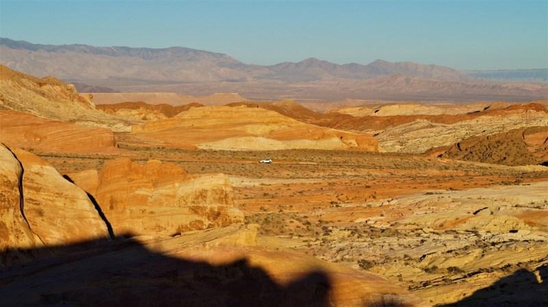 Feuertal in Nevada