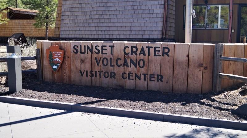 Sunset Volcano National Monument