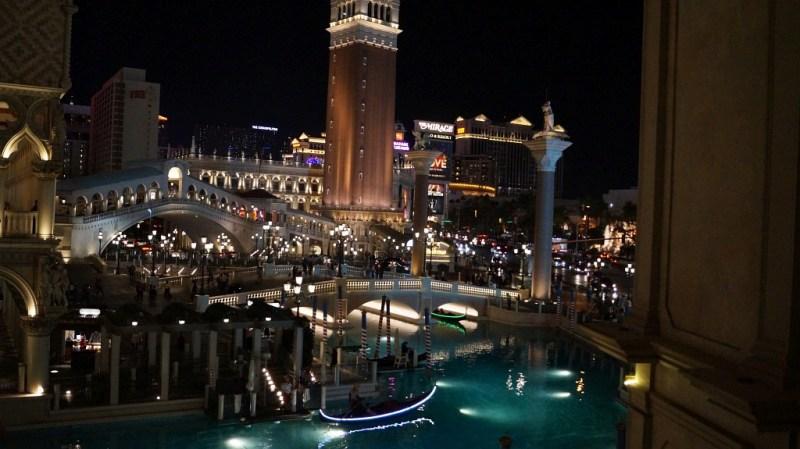 Venedig in Las Vegas