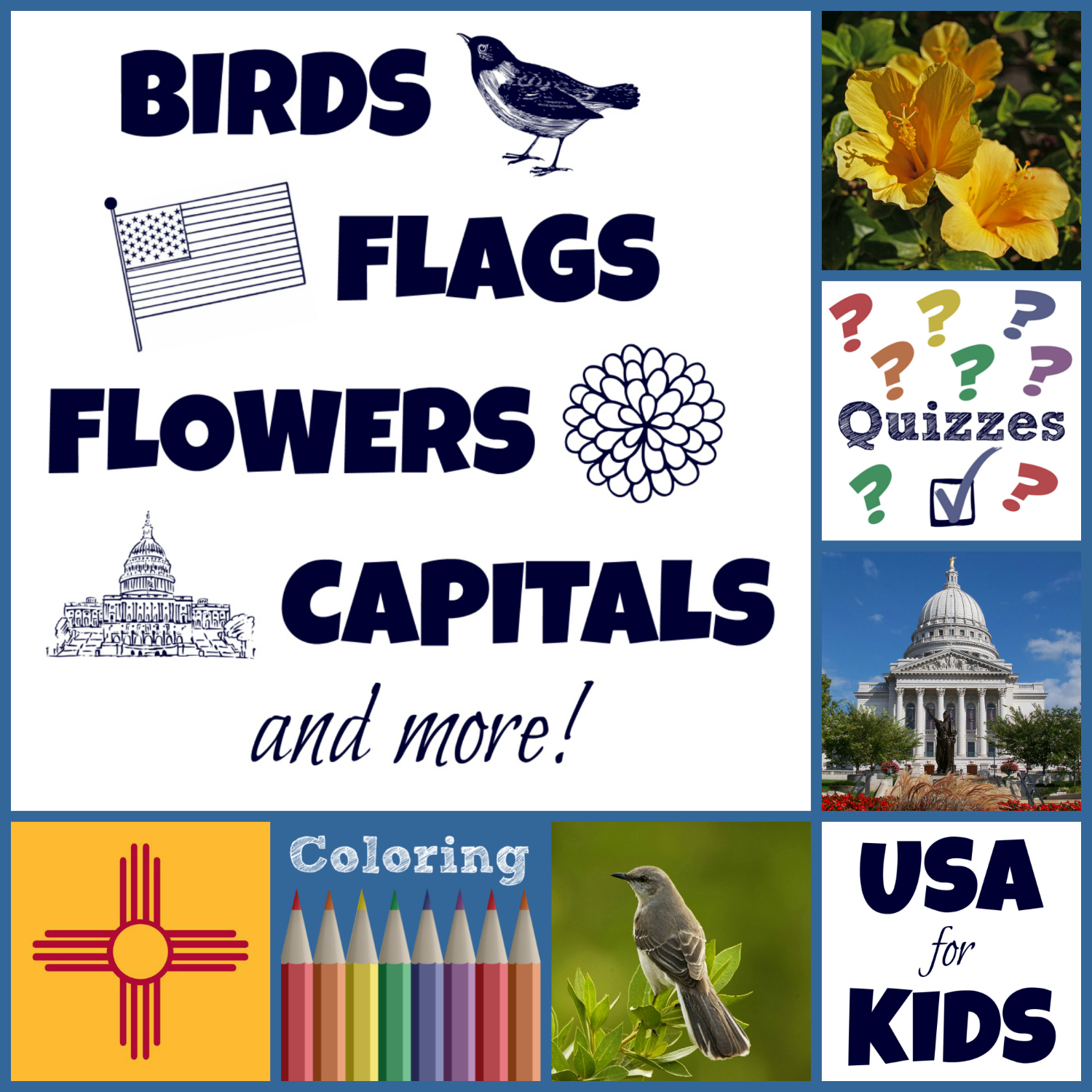 Usa Facts For Kids Learn About The United States Of America