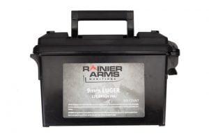 500 Round ammo can - Rainier arms