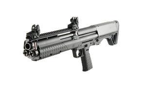 Kel-Tek KSG Pump Action shotgun