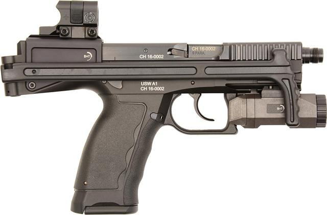 B&T USW 9mm