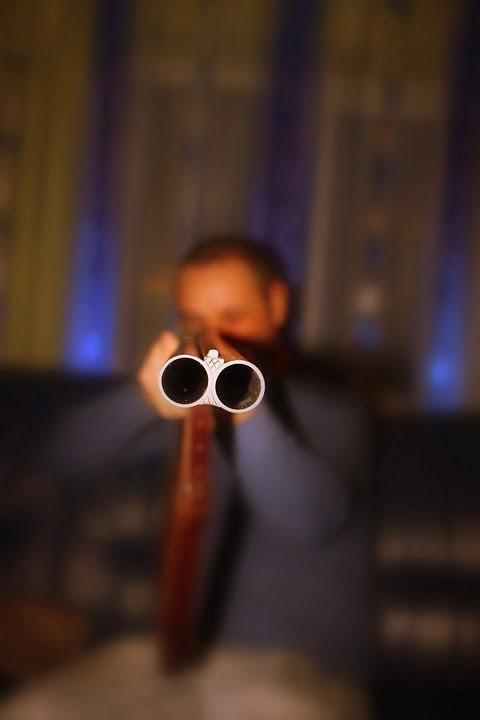 Home defense shotgun: buckshot or slugs
