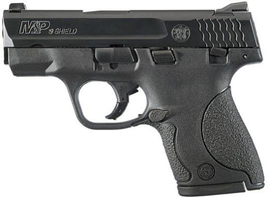 Smith and Wesson M&PShield 9mm