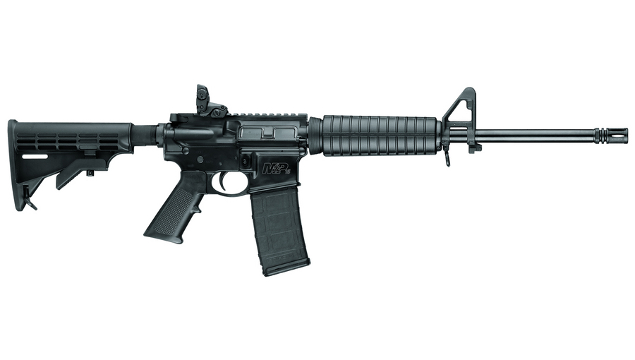 Smith and Wesson MP-15 Sport 2 is a great all-round hunting rifle., AR-15, defense
