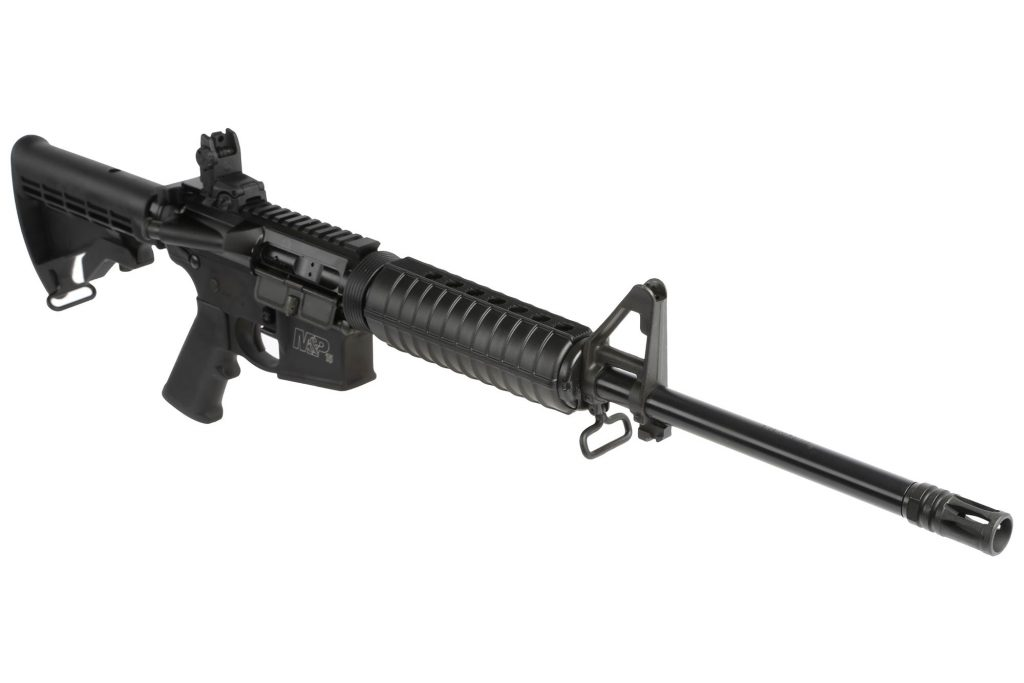 Smith and Wesson Mp4 Sport 2, a perfect AR-15 at the right price