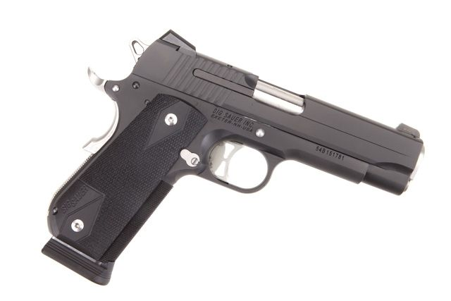 The Sig Sauer 1911 Traditional Carry Nightmare. Is this the best carry 45 ACP on the market?