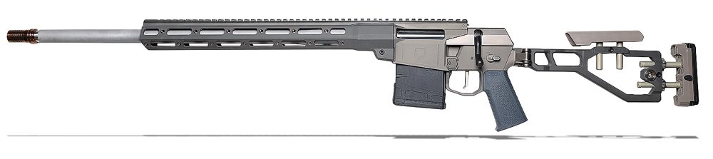 The Fix By Q - A Creedmoor Sniper rifle