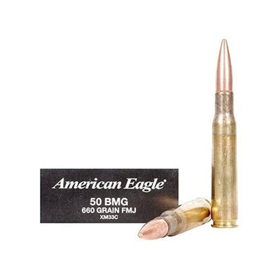50 BMG ammunition, it's crazy