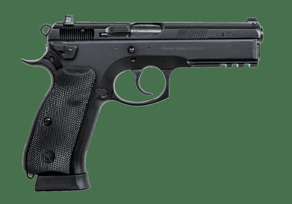 CZ 75 SP-01 Tactical Pistol Review