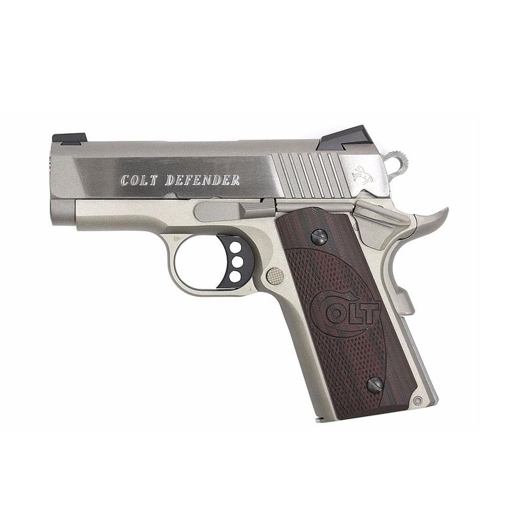Colt-Defender, a 45 ACP concealed carry you will love