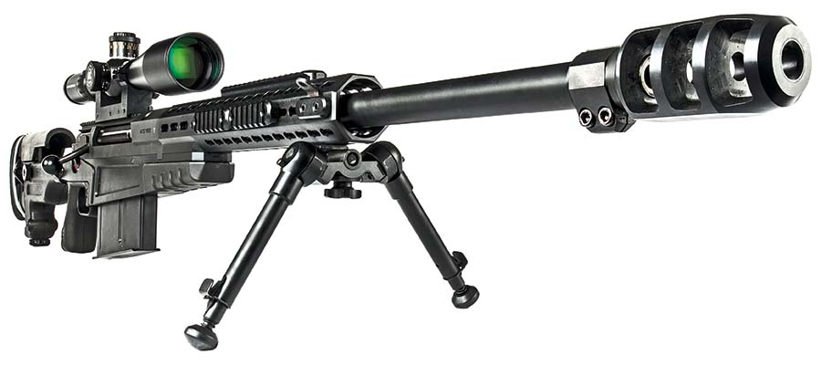 Accuracy International AX50 50 BMG sniper rifle
