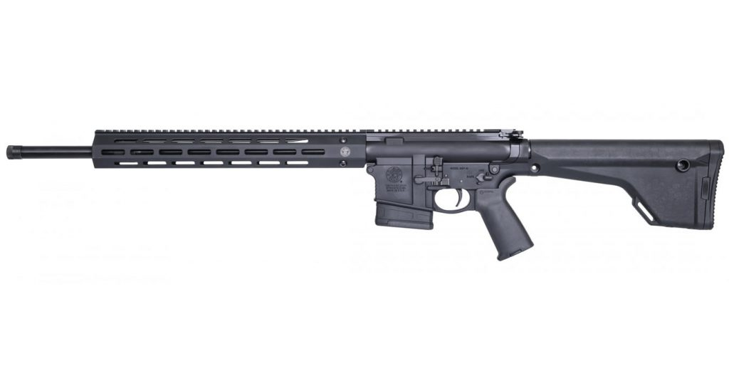Smith and Wesson M&P10 - The best hunting rifle in the world
