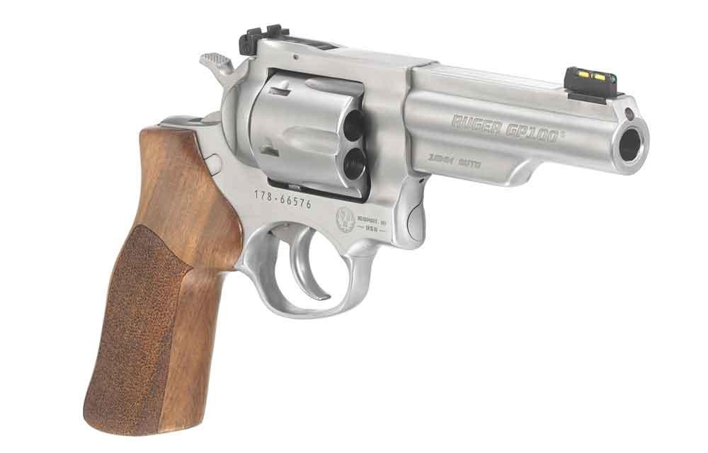 Ruger GP100 10mm Revolver