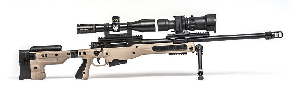 Accuracy International AT-308, the sniper rifle of the special forces. Buy rifles online now.