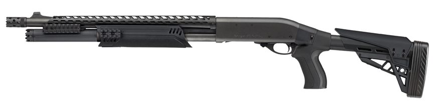 Remington 870 Tac-14 DM full tactical set-up