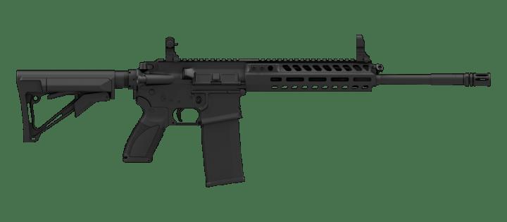 Caracal CAR816 A2 Rifle for sale