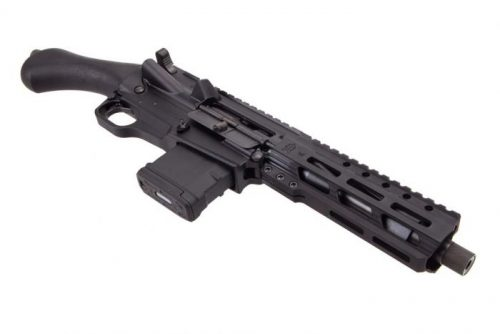 Fightlite SCR Pistol, a beast of an AR-15