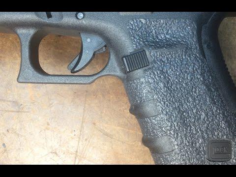 Glock 19 undercut