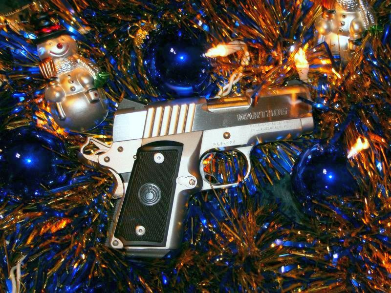 How to give a gun as a gift at christmas