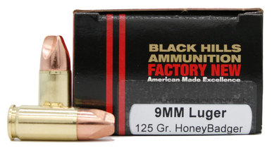 Honeybadger 9mm - one of the best 9mm ripper bullets in the world