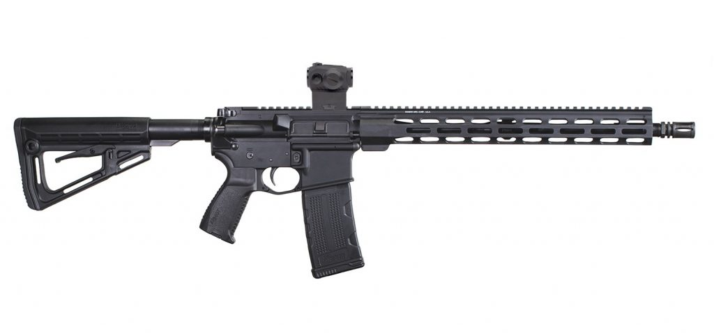 Sig Sauer m400-elite-_with-red-dot_