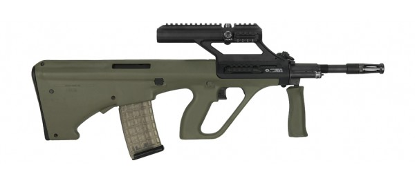 Steyr Arms AUG Machine Gun