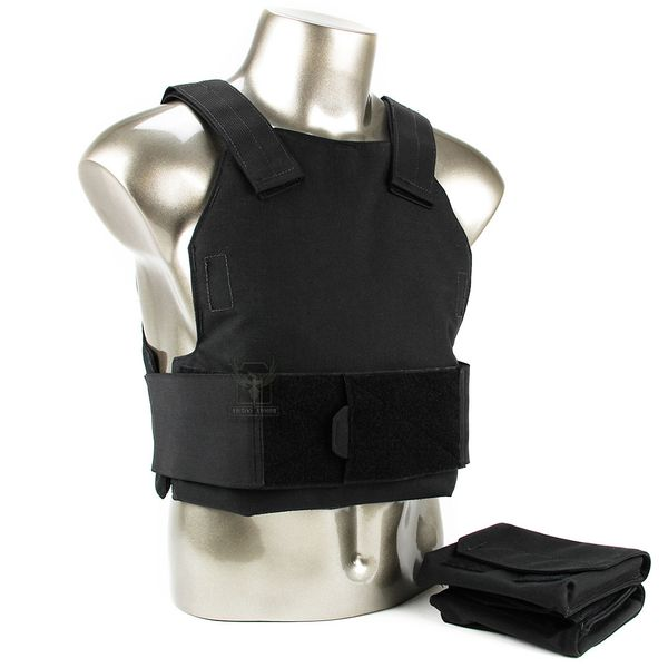 AR500 Coincealed Plate Carrier, $110 and it could save your life