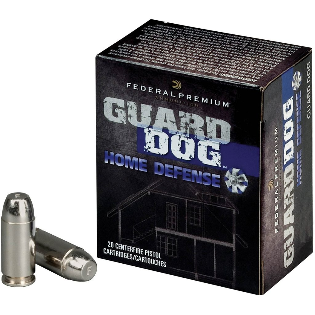 Federal Guard Dog 45 ACP ammo for sale online