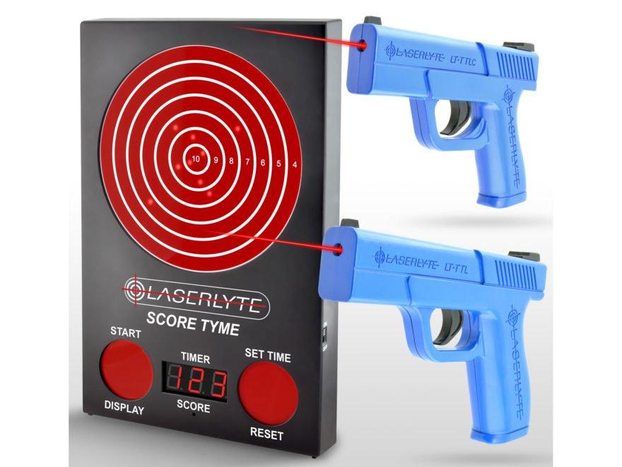 Laserlyte Target Tyme
