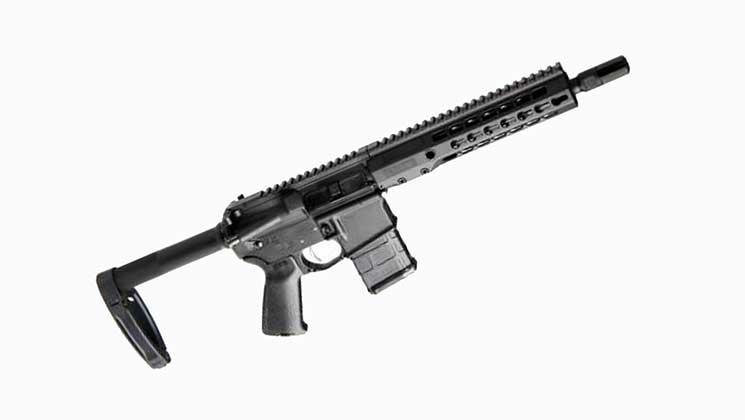 Barrett REC7 DI - The 300 BLK AR pistol with military breeding