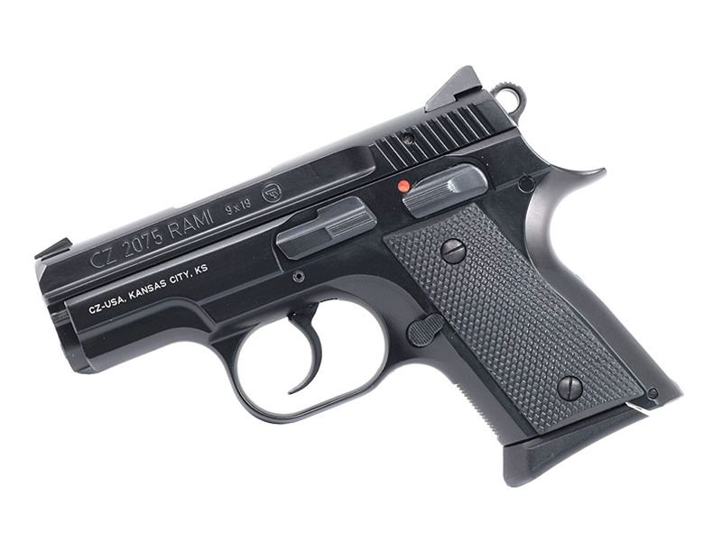 CZ Rami - A sub compact CZ 75B that might just be the best CCW for sale in 2019.