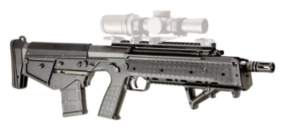 Kel-Tec RDB 5.56 NATO is an AR-15 alternative that is winning friends and influencing people