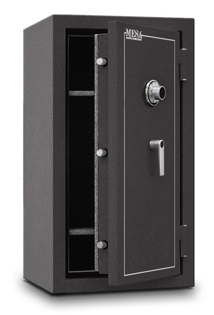 Mesa safe, basic style but great security for under $1000