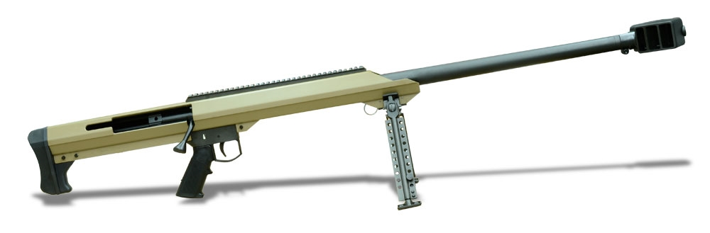 Barrett Model M99 Rifle on sale now. Buy your .50 BMG rifle online right now.