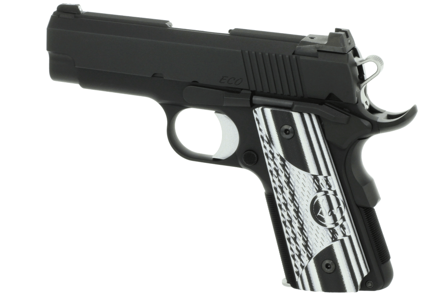 Dan Wesson Eco - A 9mm concealed carry 1911 that could become your favorite handgun.