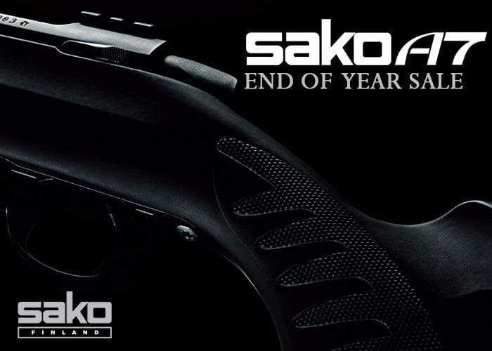Cheap Sako Rifles - Sako A7 Roughtech on Sale 1