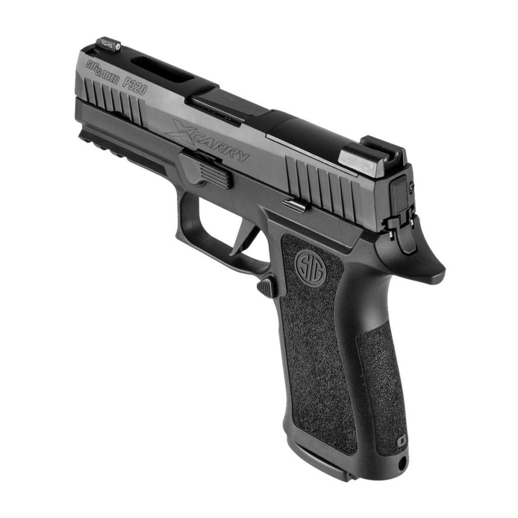Sig Sauer P320 X-Carry, possibly the best concealed carry 9mm in the world. Buy your gun online today at a discount price.