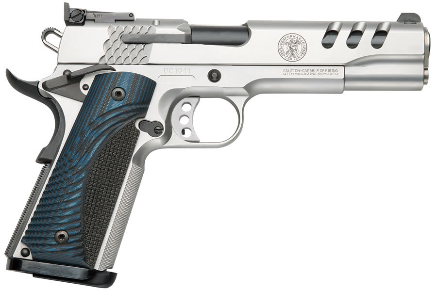 Smith & Wesson Performance Center 1911 for sale - a great custom 45 ACP 1911