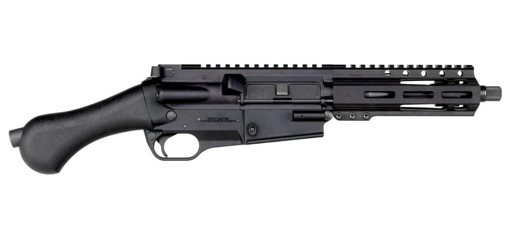 Fightlite Raider 300 Blackout - AN Ar pistol with a birds head grip