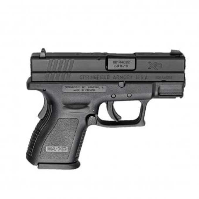Springfield Defender XD on sale, cheap handguns