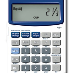 Calculadora Kitchen Calc