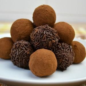 Conversion de Unidades en las trufas de chocolate