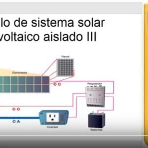 Regulador de en Instalacion de Paneles Solares